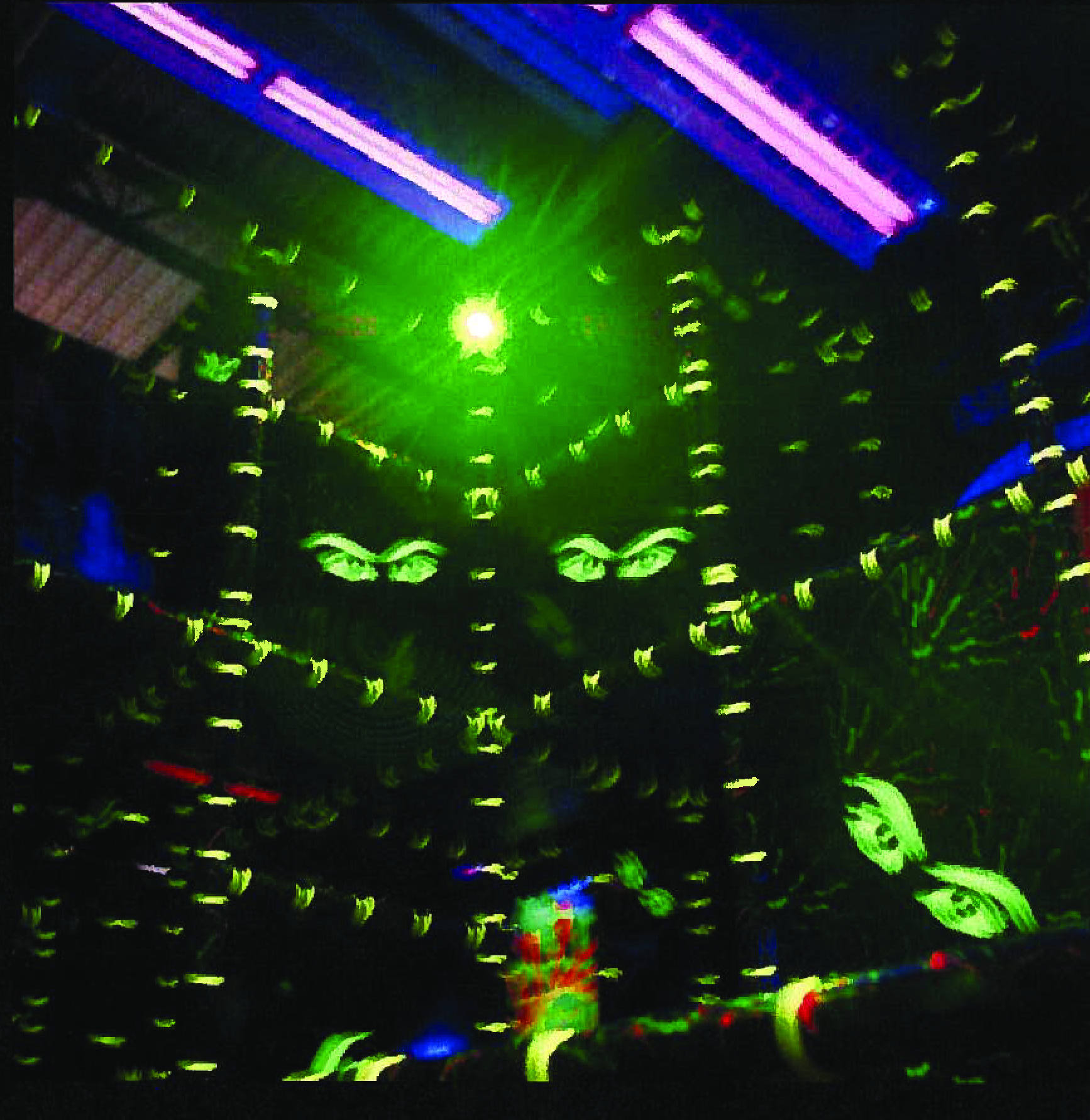 3 Level Laser Tag Arena Installed At A Family Entertainment Center Omg I Have To Do This Someday Laser Tag Party Kids Play Equipment Indoor Playground