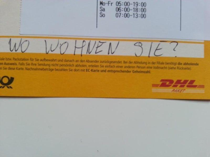 21 Paketboten Die 2015 Ganz Klar Geliefert Haben Witze Witze Bilder Lustig