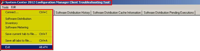 ConfigMgr / #SCCM 2012 :: How to : Use Client Spy ( CliSpy