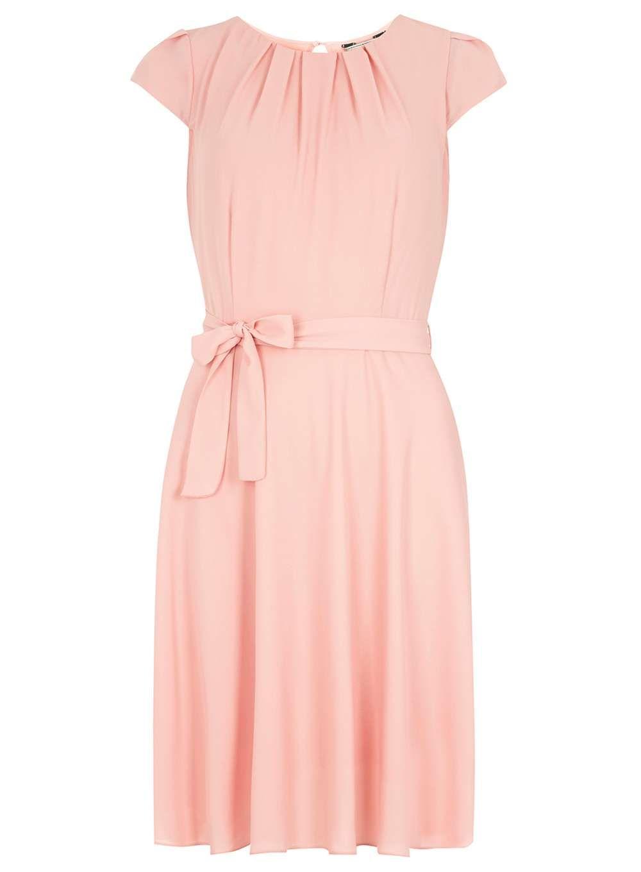 BIllie   Blossom Pink Chiffon Soft Dress - Dorothy Perkins 420519a09