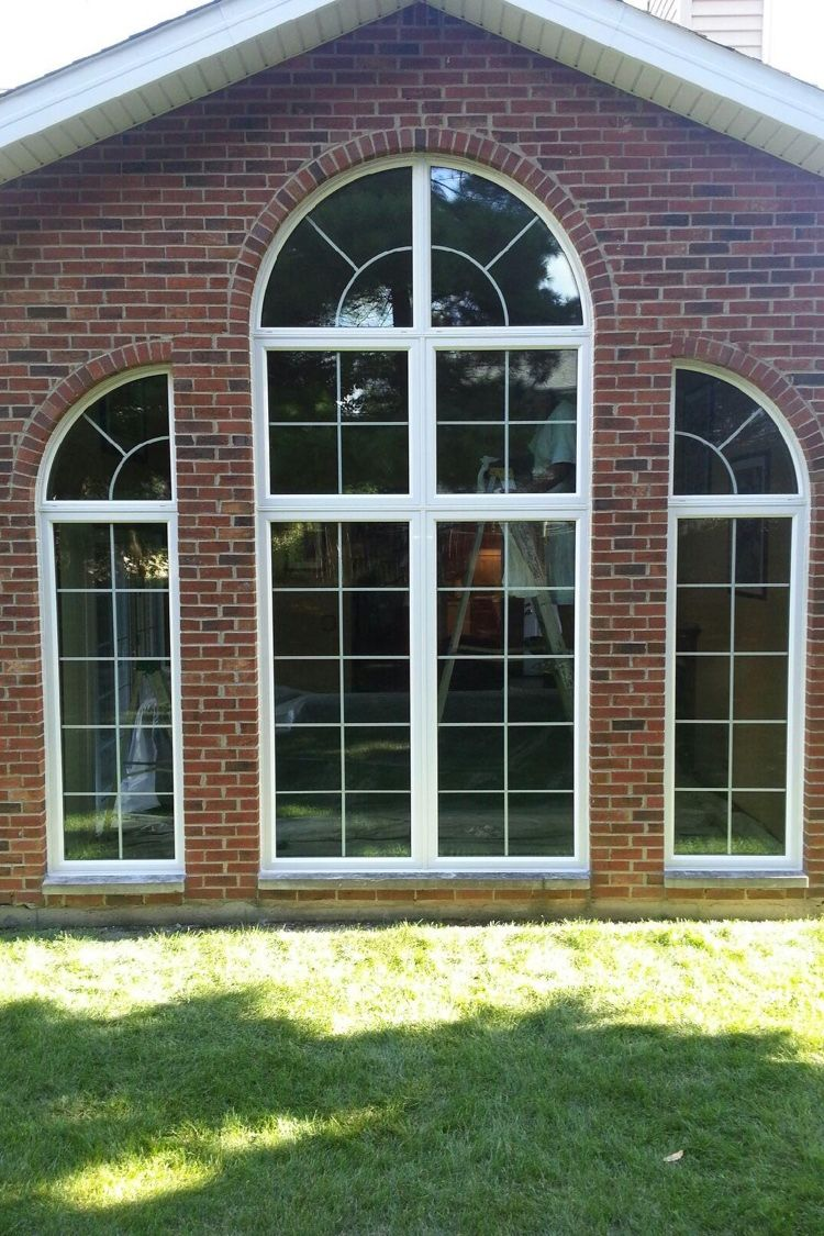 tempered safety glass windows