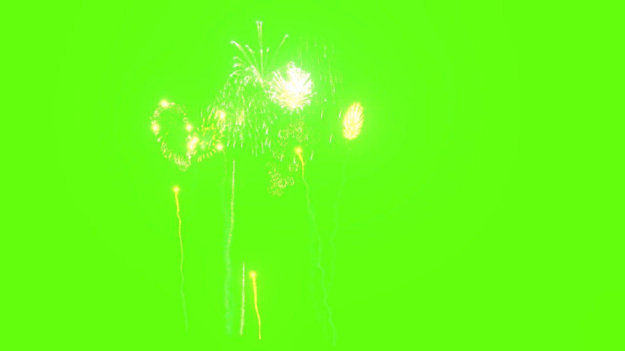 anime, free green screen, vfx, fireworks, 3d animation