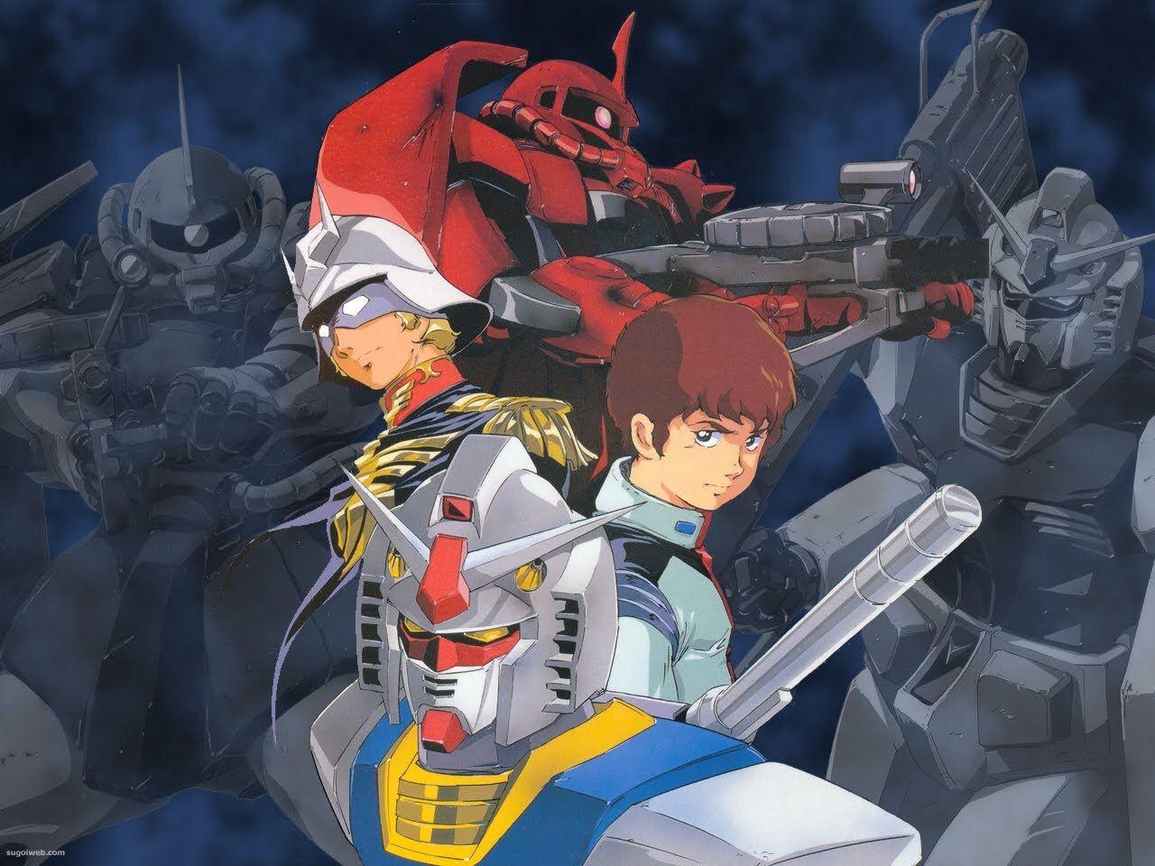 Mobile Suit Gundam Gundam wallpapers, Gundam, Mobile
