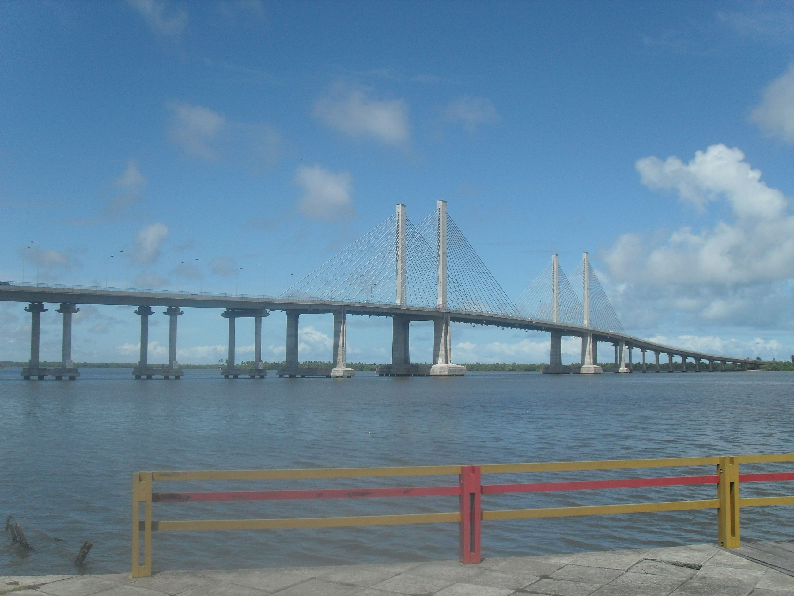 Ponte Construtor João Alves_Aracaju_Sergipe_Brasil