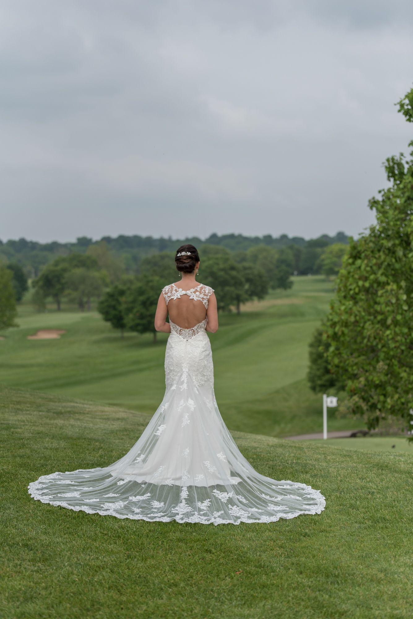 Ncr country club wedding photography dayton golf course wedding