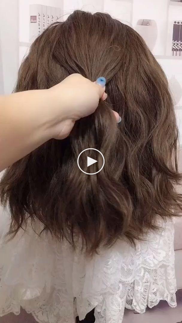 coiffures pour les vidéos cheveux longs | Tutoriels Coiffures Compilation 2019 | Partie 316
