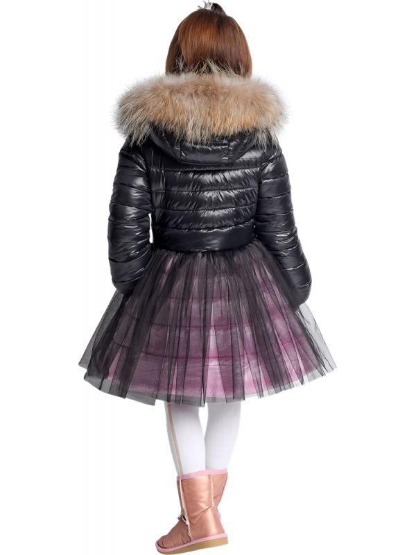 Пальто для девочки ЗС-775 фото | Invierno, Nena