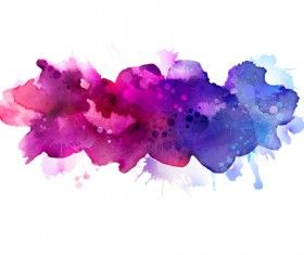 Watercolor Grunge Background Design 10 Tarjetas De Acuarela