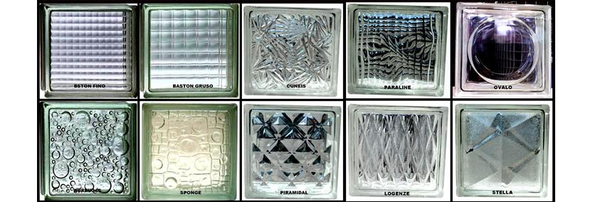 ladrillo de vidrio - Ladrillos De Vidrio
