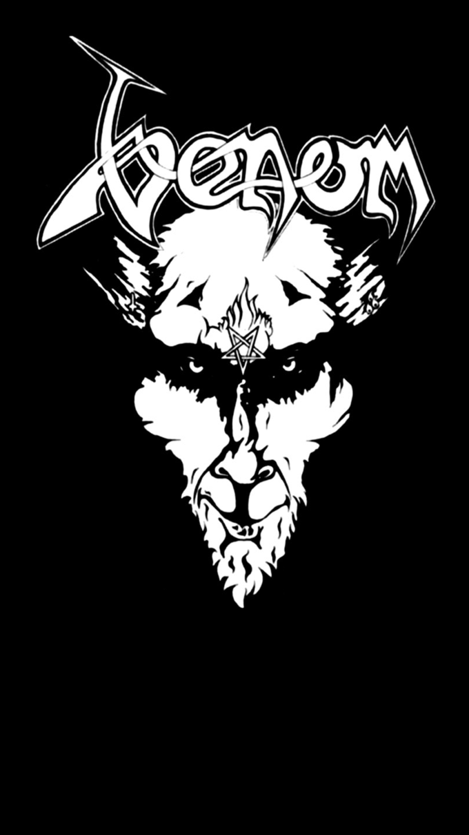 Metal Phone Wallpapers Android 1080x1920 Metal Albums Venom Black Metal Heavy Metal Music