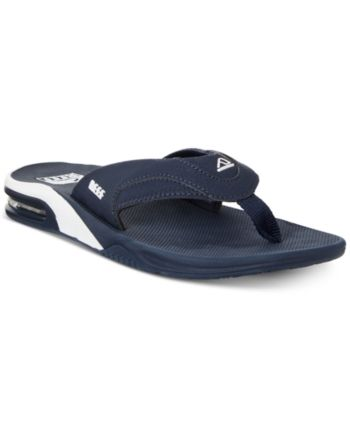0f0c3b792fb Reef Men's Fanning Flip-Flop Sandals - Blue 12 | Products in 2019 ...