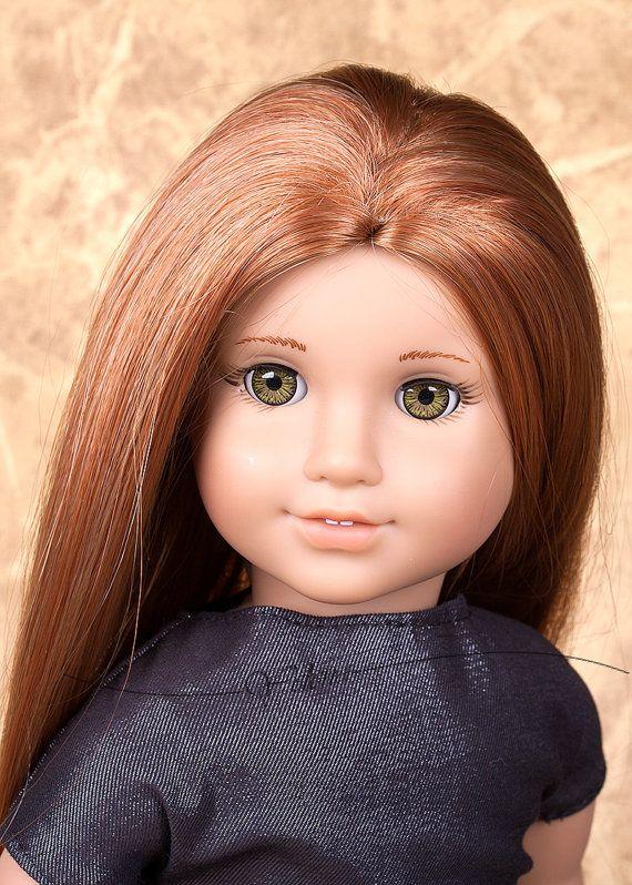 made to order custom ooak green eyes julie or rebecca