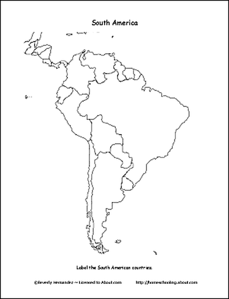 South America Word Search Crossword Puzzle And More South America South America Map South American Maps