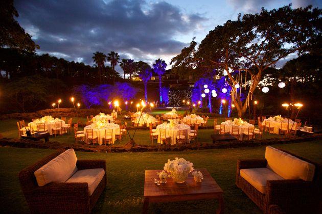 Meg Dave Mauna Lani Bay Hotel