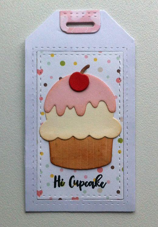 Tag tags ice cream cake cupcake MFT Sweet Treats Die-namics You´re - new park blueprint maker