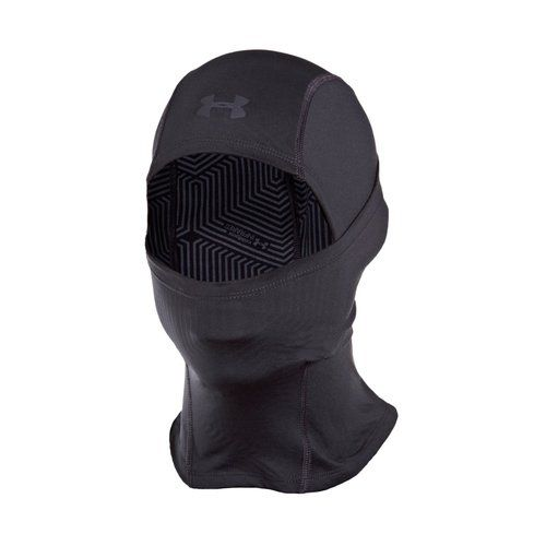 To make me feel more like a ninja, the Under Armour Men's ColdGear Infrared Tactical Hood. I need this