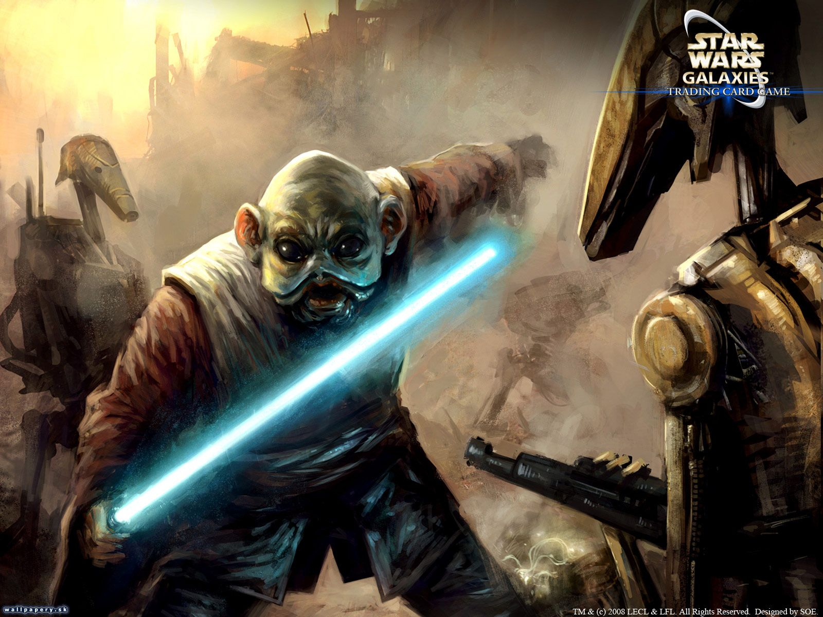 Star Wars Galaxies Trading Card Game Champions Of The Force Wallpaper 4 Star Wars Characters Pictures Star Wars Wallpaper Star Wars Poster Art