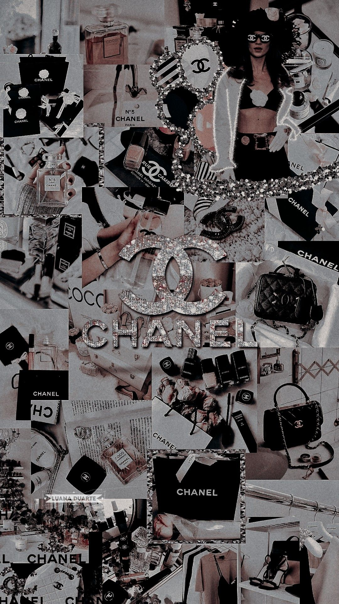 Lockscreen Chanel