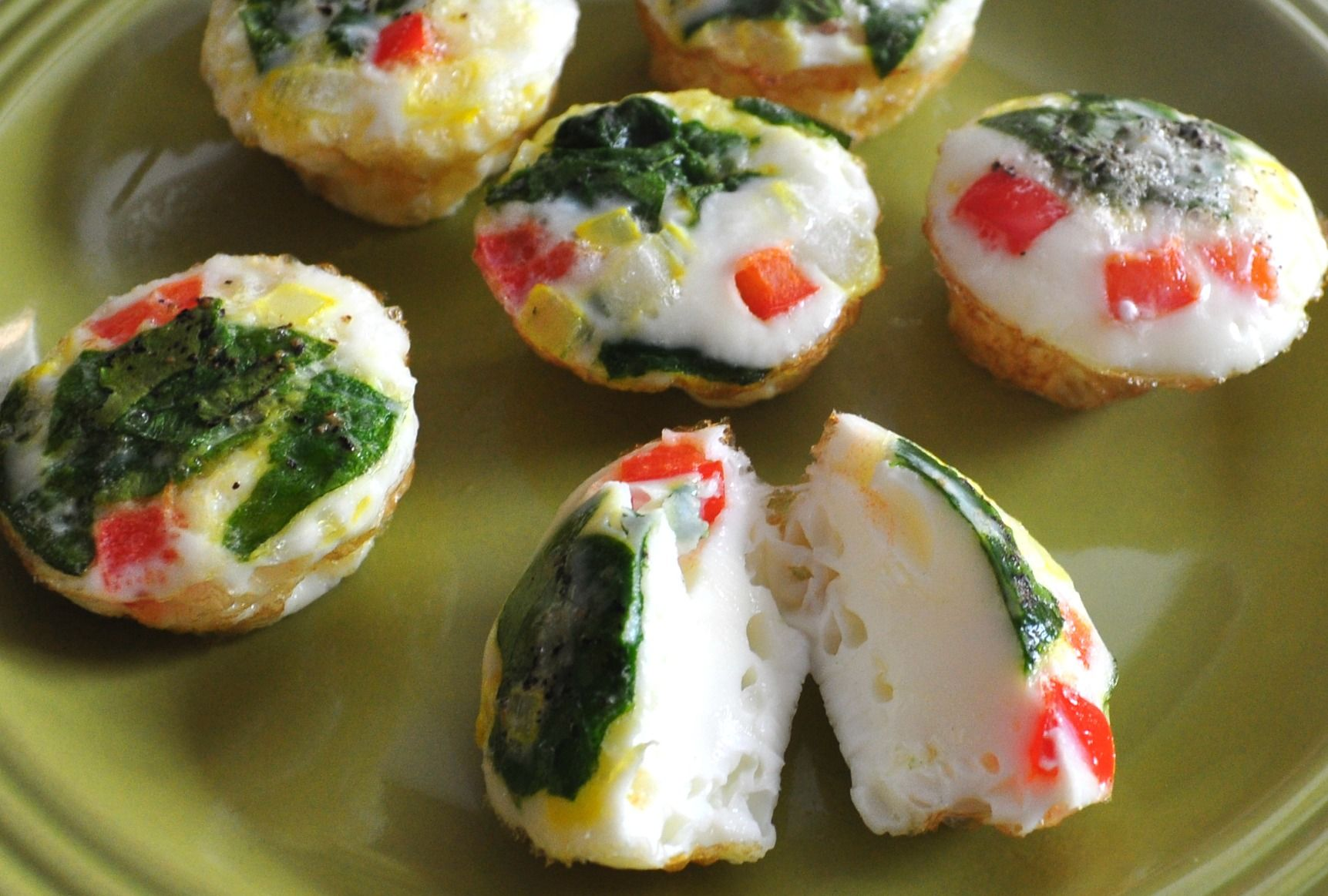 Egg White Bites Are A Healthy Breakfast Food That The Whole Family