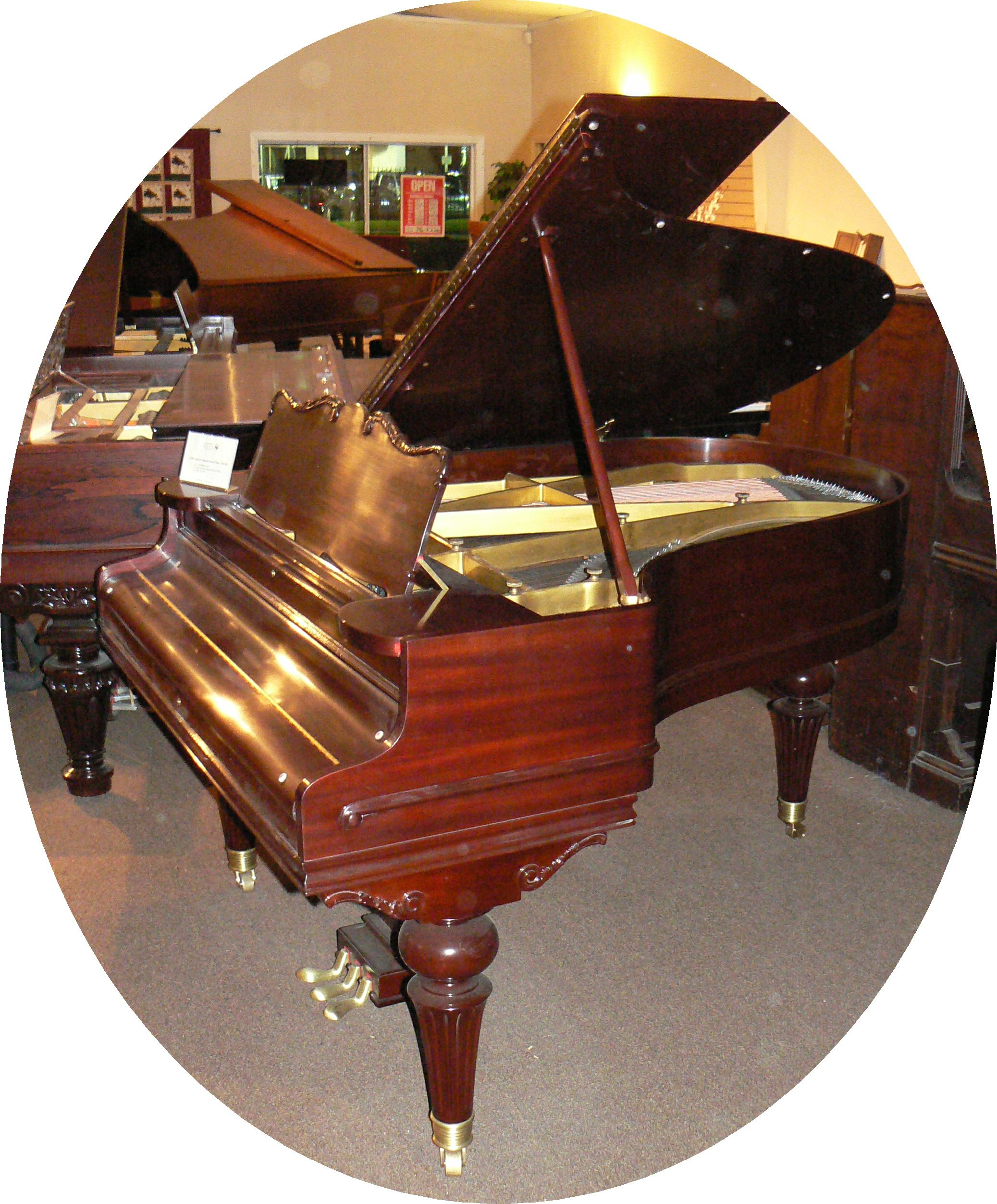 Chickering 121 5 6 Quot Baby I Love A Piano Chickering