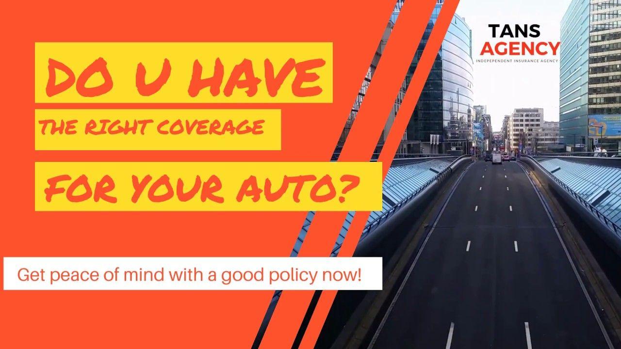 Auto Insurance In 2020 Car Insurance Auto Insurance