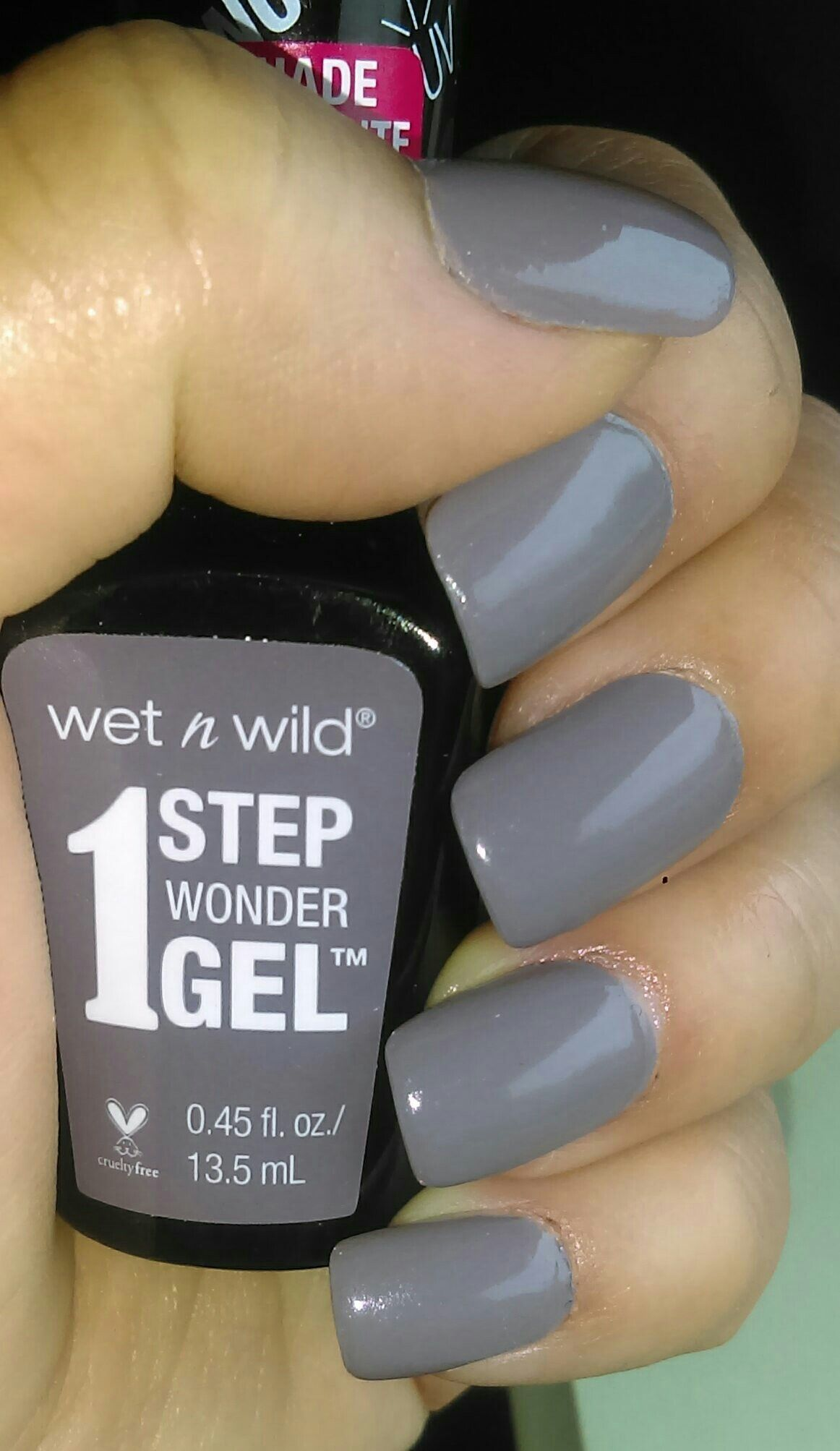 Wet N Wild 1 Step Wonder Gel In Taupe As A Joke How To Do Nails Cruelty Free Nail Polish Hair And Nails