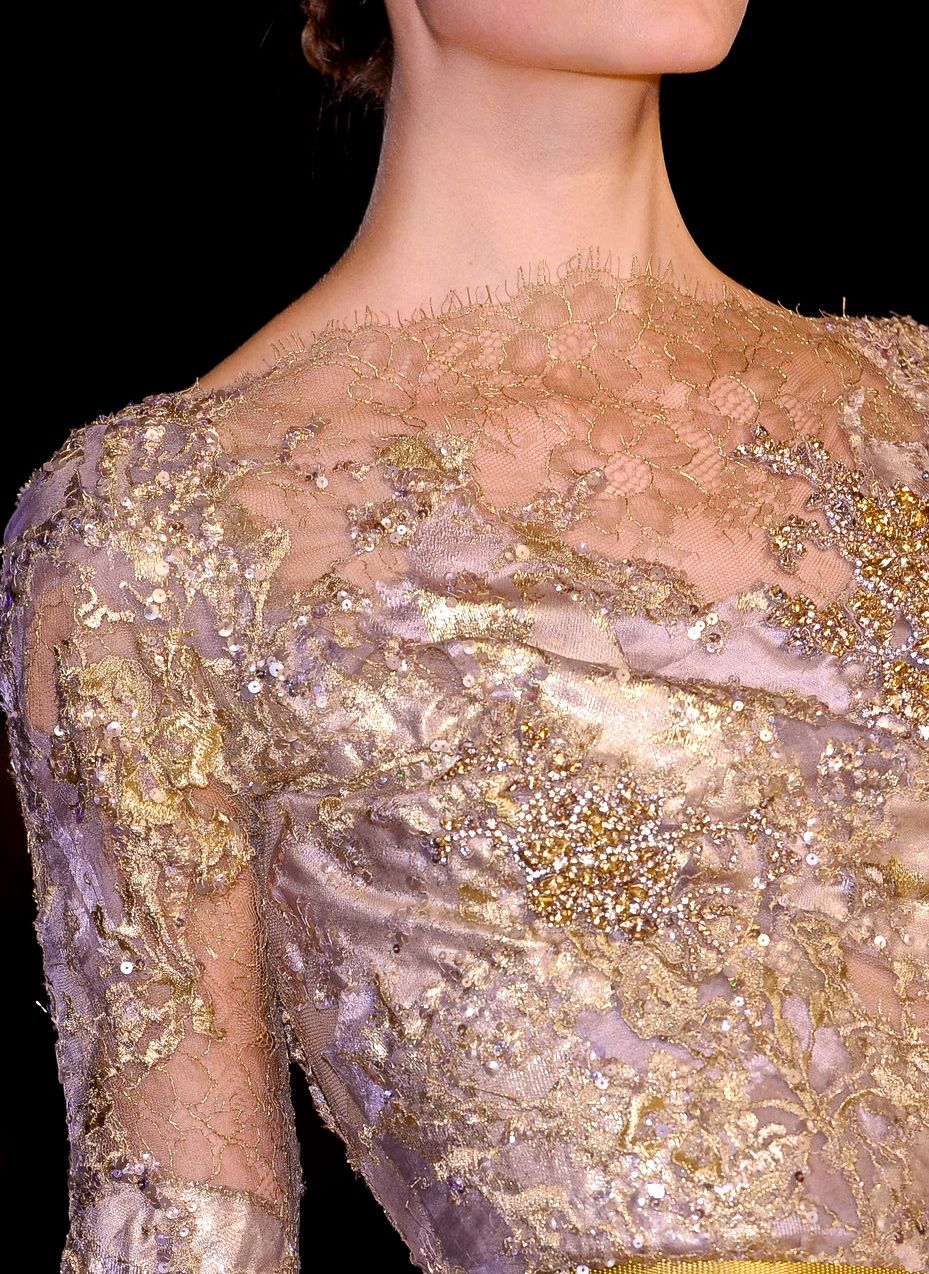 Elie Saab Couture F/W 2012