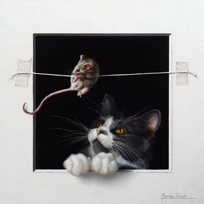 by Marina Dieul...animals collection