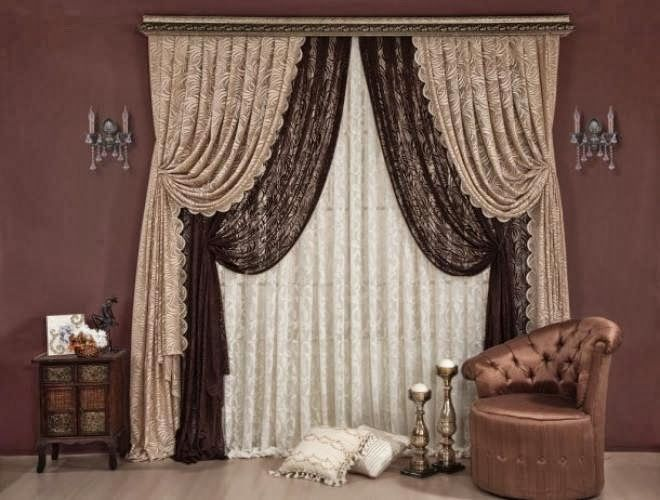 Charmant Classic Curtains Ideas Nice Curtains Decorations 15241code. Living Room  ...