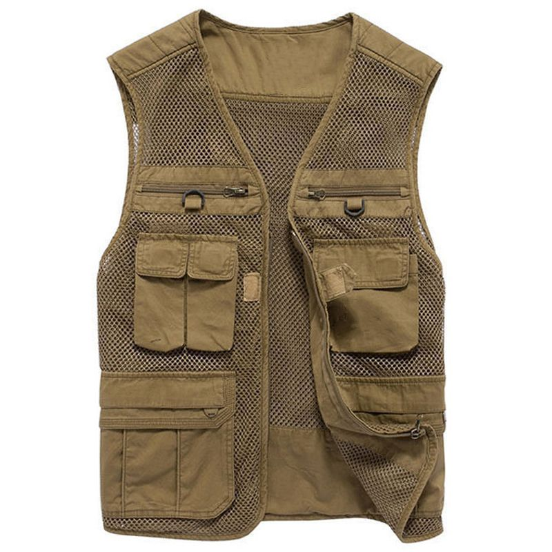 mens tall work vest