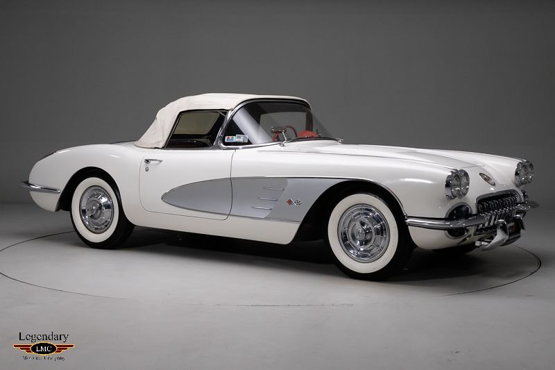 1958 Chevrolet Corvette For Sale Allcollectorcars Com