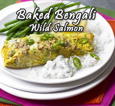 Bengali salmon meal recipe from baby babkas f i s h pinterest bengali salmon meal recipe from baby babkas forumfinder Choice Image