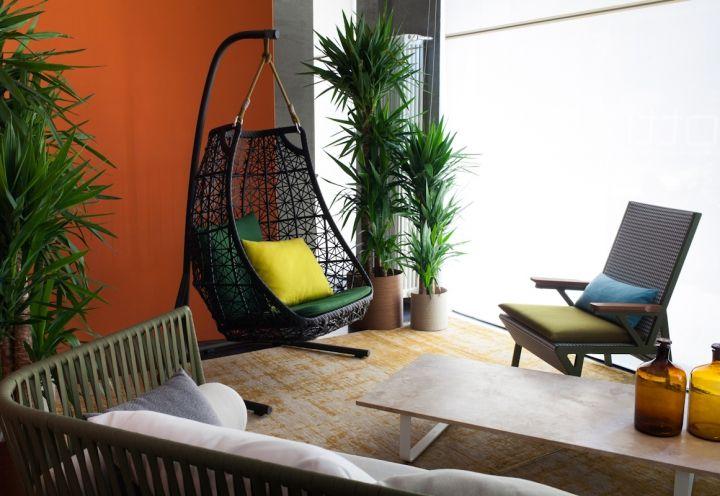Divano dondolo ~ Pezzi kettal tra questi il divano da outdoor bitta di rodolfo