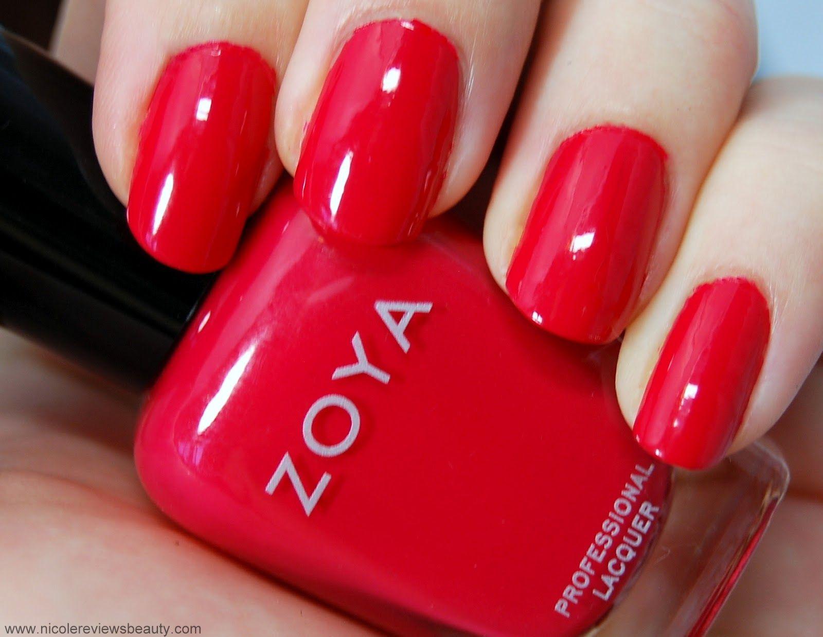 Zoya Nail Polish Shades With Shimmer Brighten Colored Womenitems
