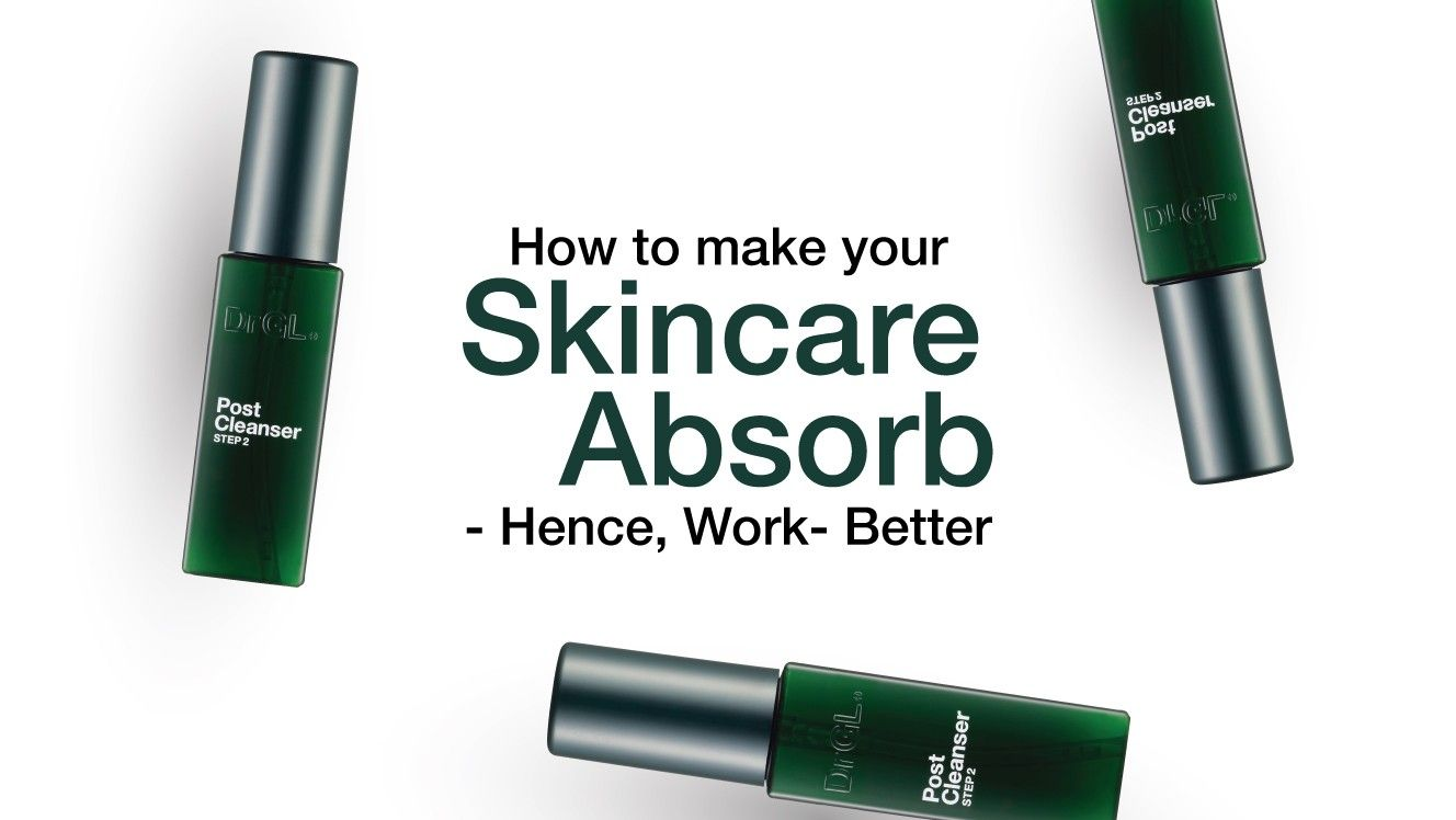 How To Make Skincare Products Absorb Better Skin Care Absorbent How To Make
