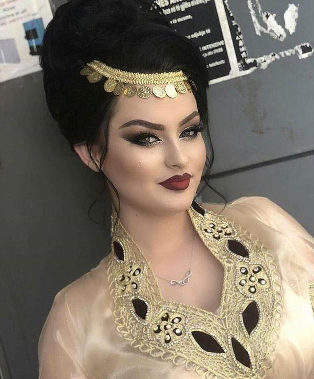 Pin By Shahirabejta On Epilation Naturelle Ran Fashion Makeup Hair Braid Videos Bridal Hair