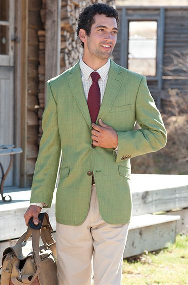 Summer tweed jacket | Summer Outfits - Men's Fashion | Pinterest ...