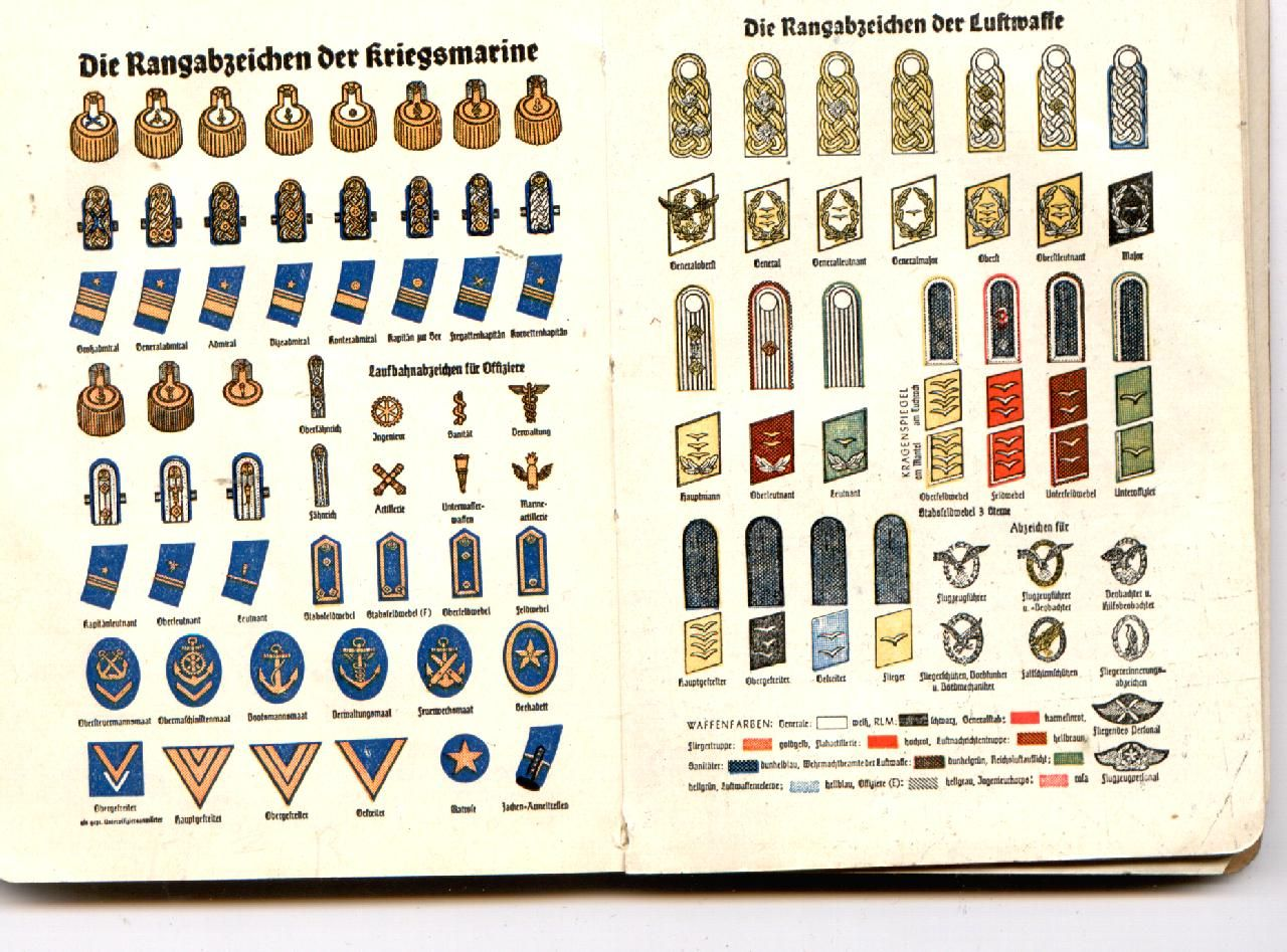 Images of Ww2 German Ranks - #rock-cafe