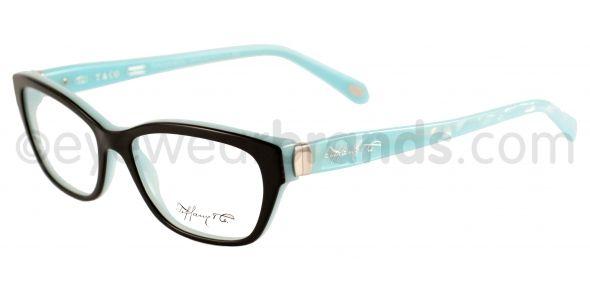 c09ecf76637 Tiffany   Co TF 2114 - Tiffany   Co TF2114 8055 Black Blue