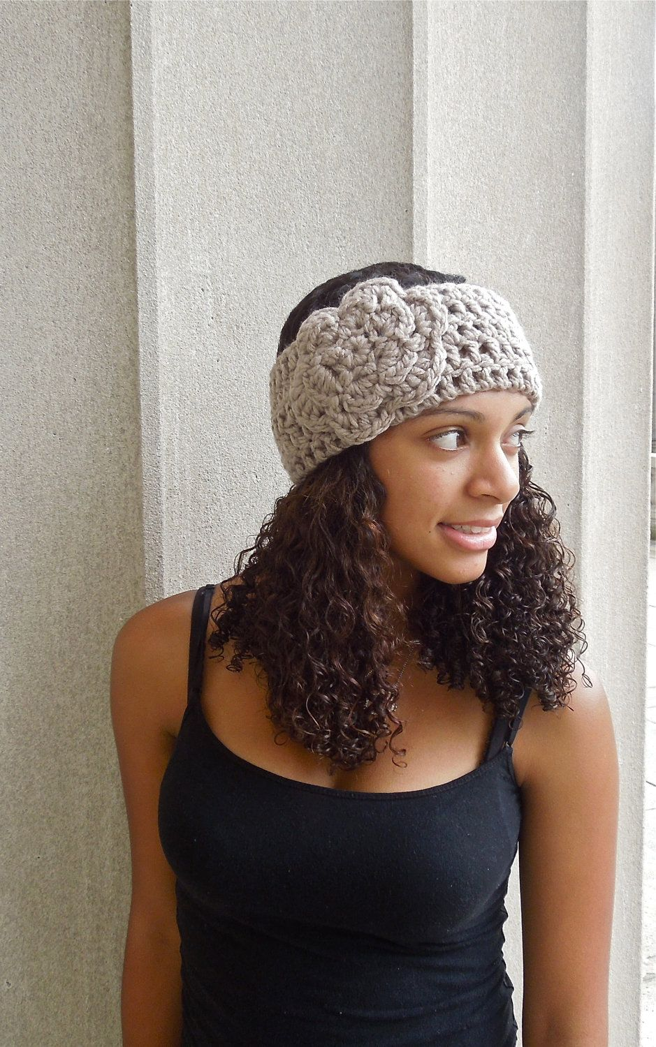 Check etsy for hand-knitted, keep-warm items. Another stylish ...