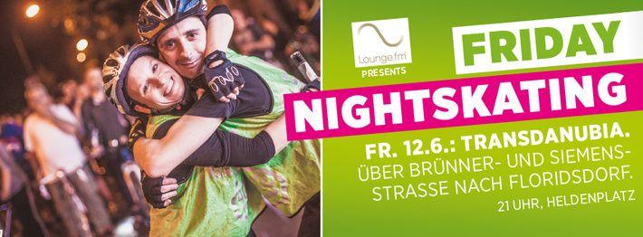 Die Grünen Wien - Friday Nightskating 2015