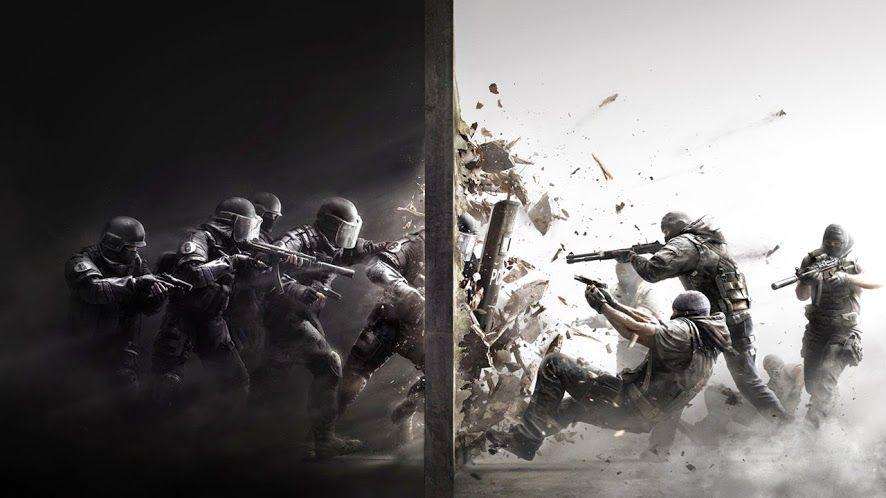 Rainbow Six Siege Wallpaper Com Imagens Tom Clancy S Rainbow