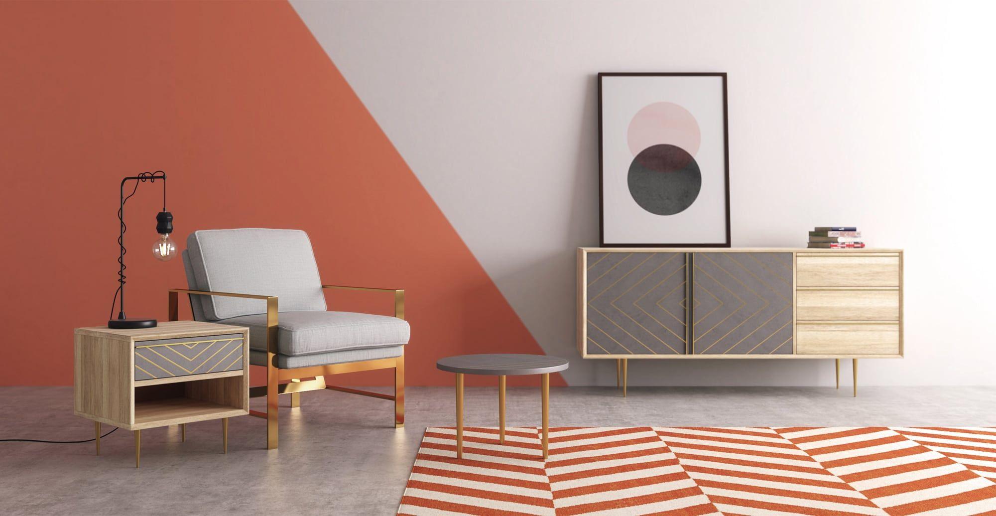McCoy Sideboard Living room furniture, Home decor