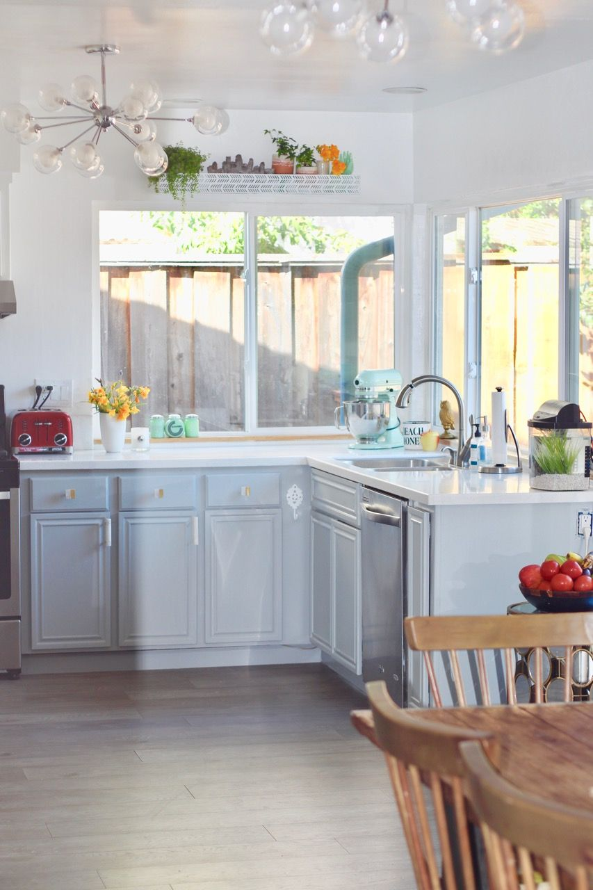 Before And After: Our Kitchen Makeover Reveal   Kitchen ...