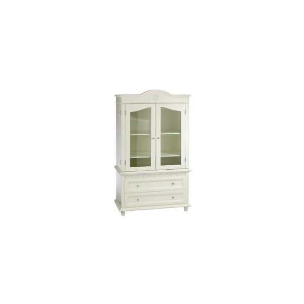 Target : Simply Shabby Chic™ Armoire   Sour Cream Found On Polyvore