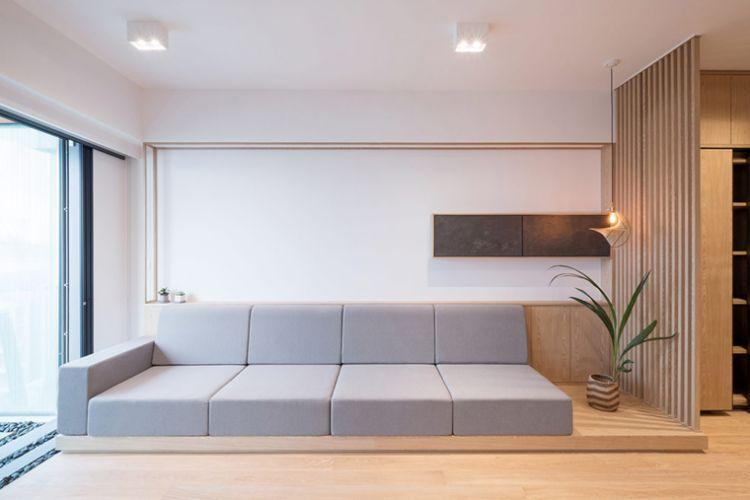 家中也有不厭亭!香港住宅用多功能空間串連家中複雜隔局。 u2013 wehouse