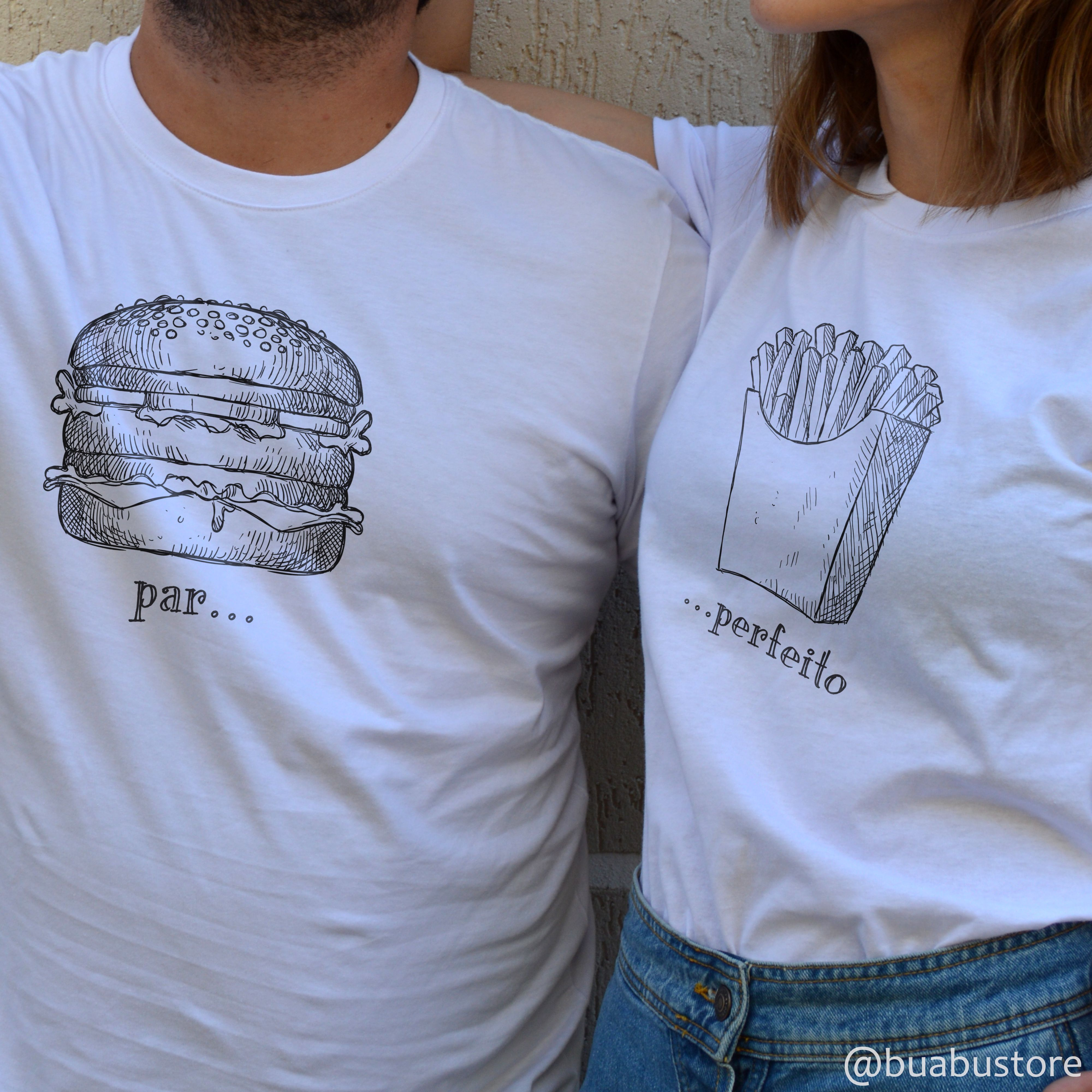 7a408f69472a8 Camiseta para casal