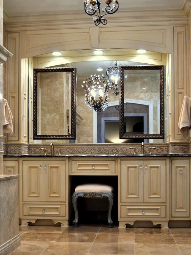 Bathroom Vanity Makeup Station Rukinet – Makeup Vanity Bathroom