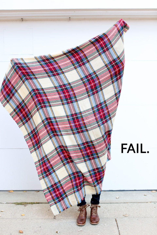 Uncategorized Blanketcarf Knitting Pattern Poncho Pulloverblanket ...