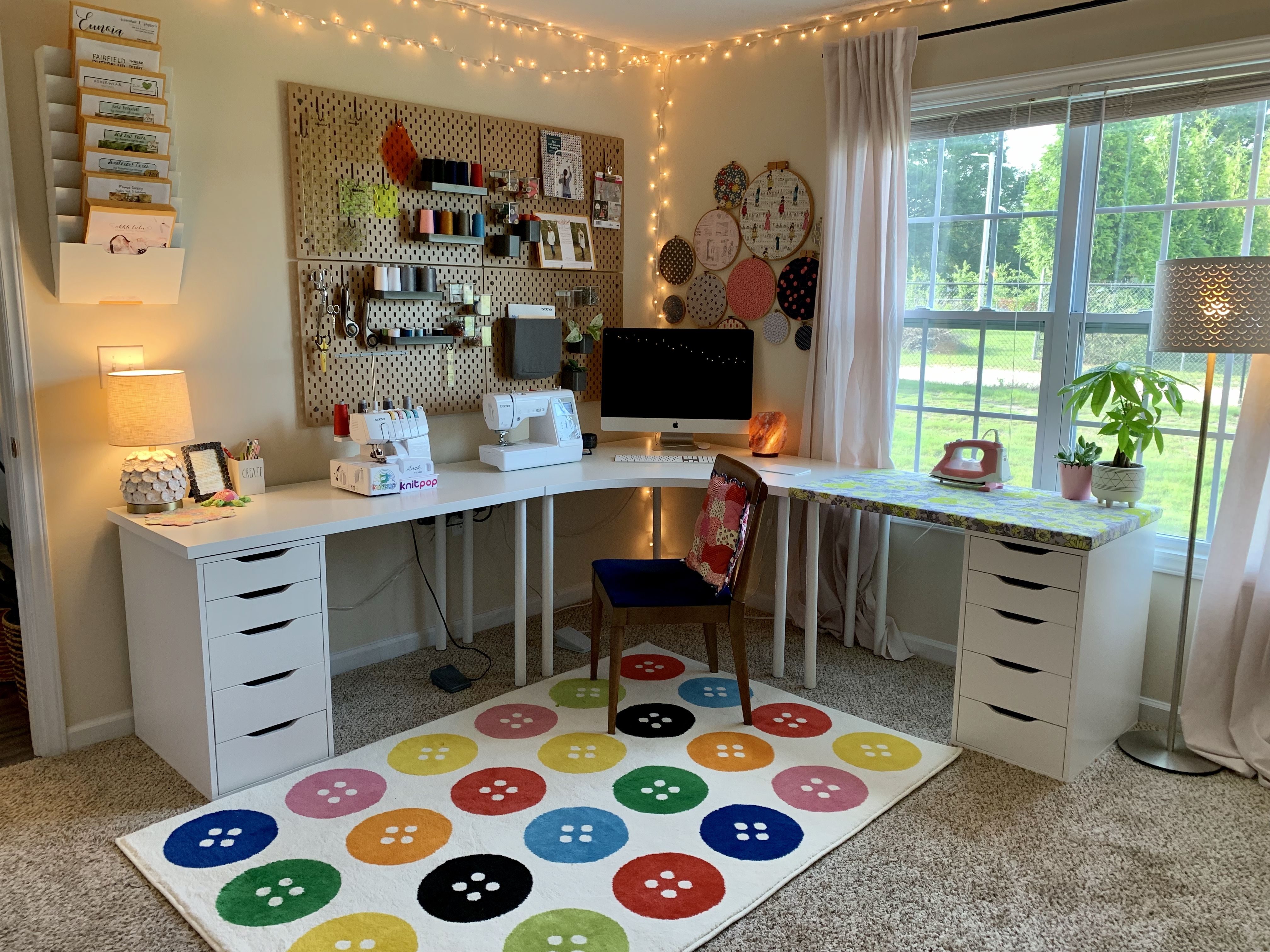 21+ Sewing and craft table ikea information